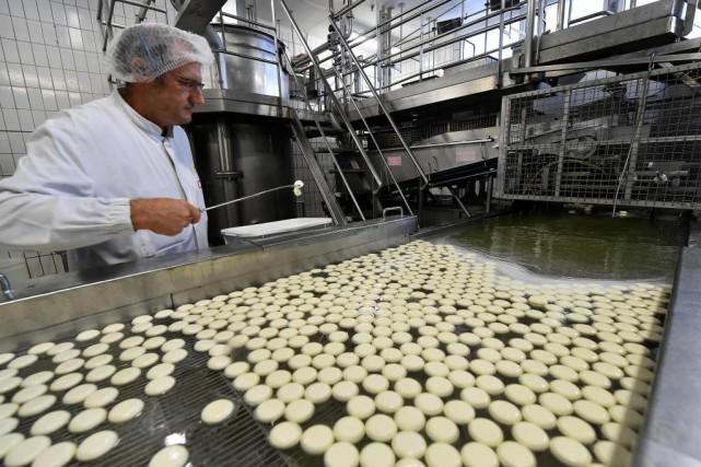 Production de fromage Mini Babybel(MD) à Sorel-Tracy – Les gouvernements du Québec et du Canada appuient un projet d'investissement de 87 M$ de Bel Canada